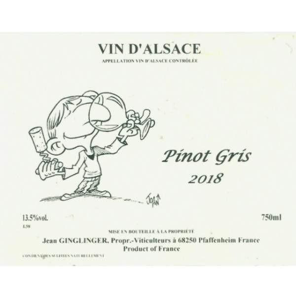 Pinot Gris 2019