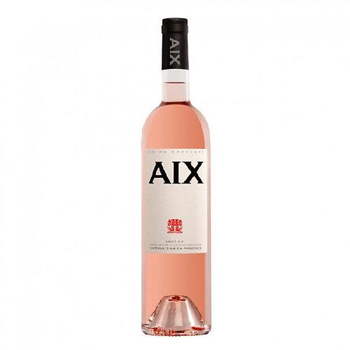 AIX Rosé  Coteaux d'Aix en Provence 2018