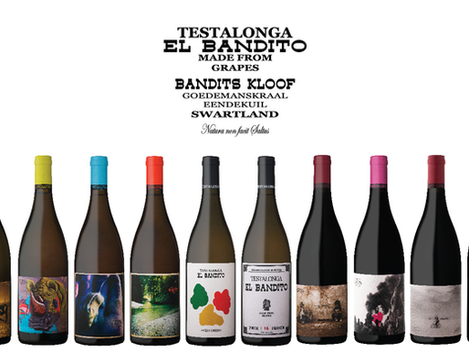 離經叛道,成就一代南非自然酒之皇 -Testalonga