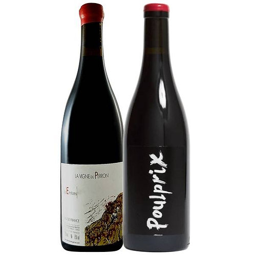 Anne & Jean-Francois Ganevat Poulprix Bundle (Gamay from Jura + Savoie)