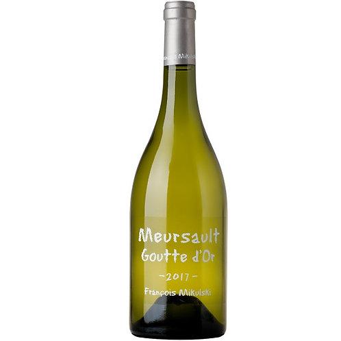 Francois Mikulski Meursault 1er Cru Goutte D'or 2017