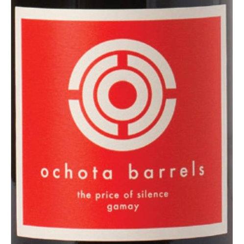 Ochota Barrels The Price of Silence Gamay 2019