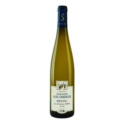Schlumberger Riesling Les Princes Abbes 2016