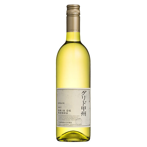 Grace Wine Gris de Koshu 2019