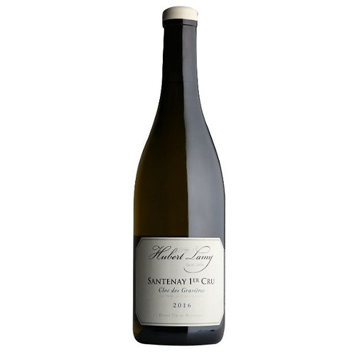 "Hubert LAMY, Santenay 1er Cru ""Clos des Gravieres"" Blanc 2016"