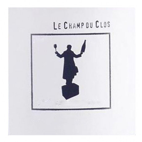 "Champagne Charles Dufour Saignee Rose ""Le Champ du Clos"", Brut Nature NV"