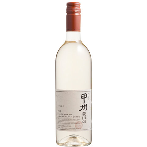 Grace Wine Koshu Hishiyama Vineyard 2019
