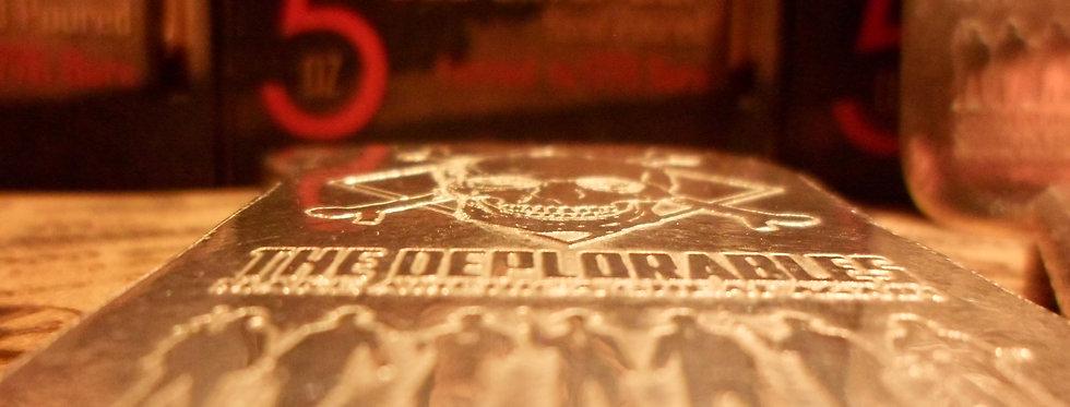 DEPLORABLES 5oz ORIGINAL BAR