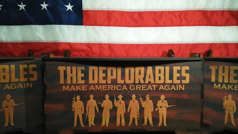 THE DEPLORABLES PRESIDENTIAL CHEST