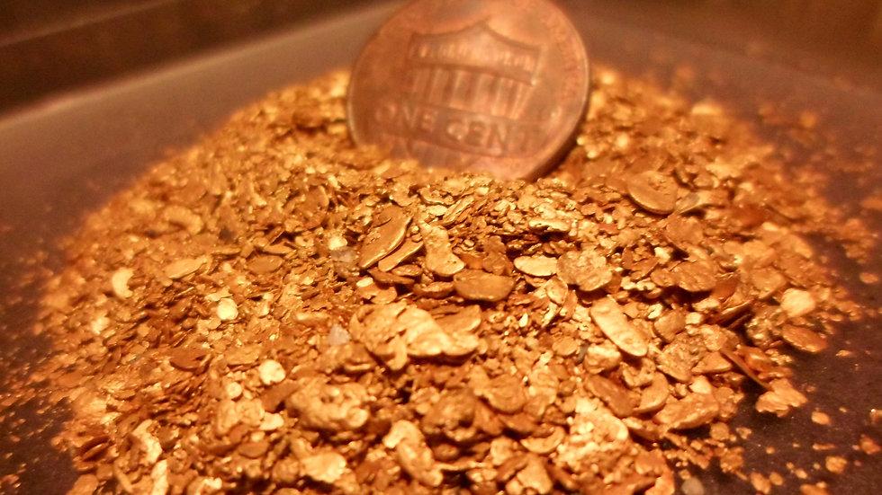 1 oz High Quality Gold 20K TO 22kAlluvial Chunky R
