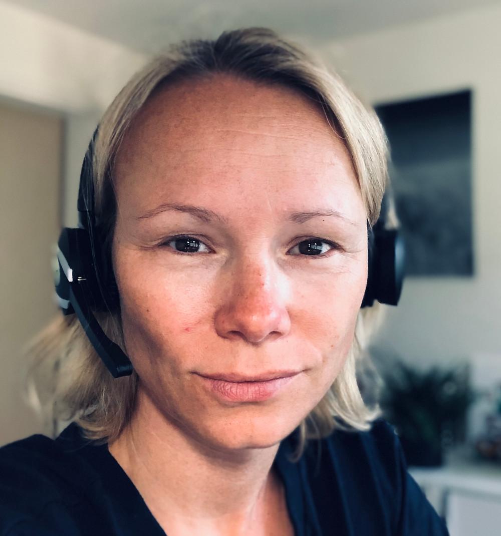 Geschäftsführerin Marlene Penco