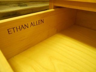 Ethan Allen Bed room set