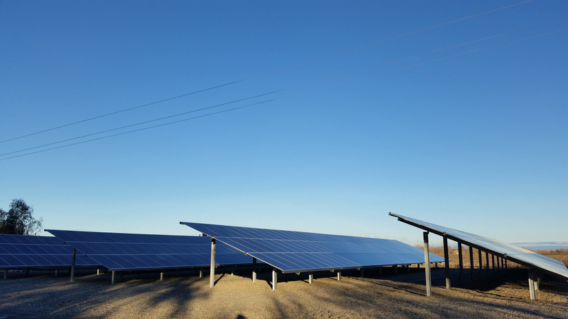California Commercial Solar