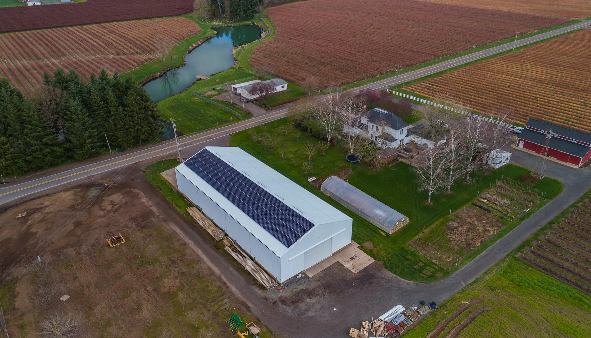 Atlas Energy Chico Solar USDA REAP Grant