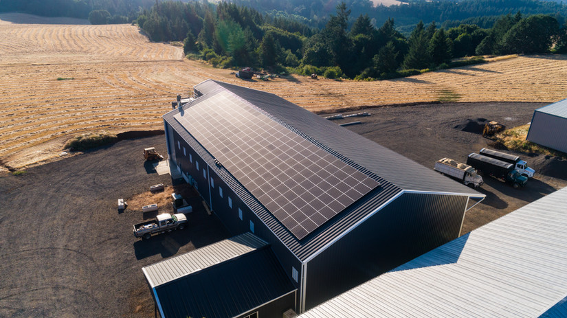 Farm Solar Ag Commercial  Dairy USDA Rur