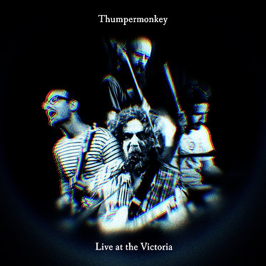 "Thumpermonkey -""Live At The Victoria"" - Digital Download"