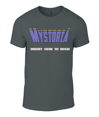 Amplifier Mystoria Logo - Tee Shirt