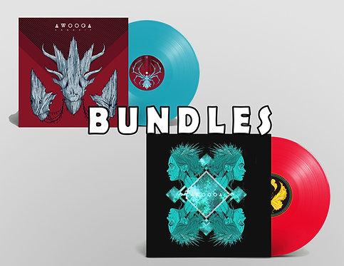 Conduit + Alpha 180 Coloured Vinyl Bundle