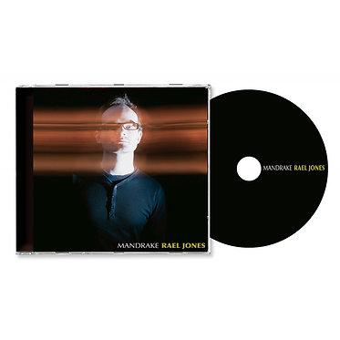 "Rael Jones - ""Mandrake"" - CD edition"