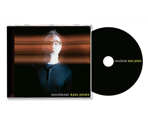 "Rael Jones - ""Mandrake"" - CD edition"