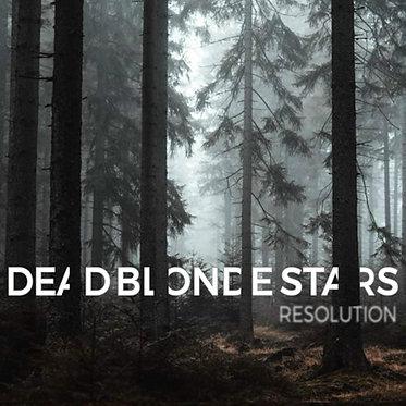 "DEADBLONDESTARS - ""RESOLUTION EP"" - (WAV)"