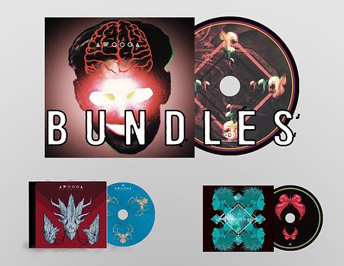 AWOOGA - Triple CD Bundle