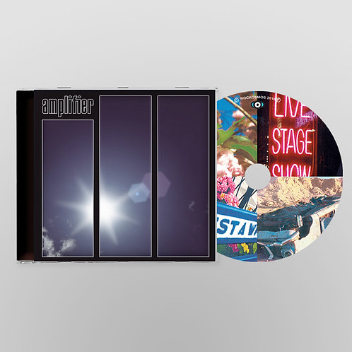 Amplifier Debut Album CD
