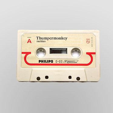 "Thumpermonkey - ""Rarities"" - Limited Cassette"