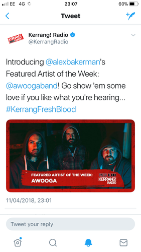 Alex Baker_Awooga Artist of the week_Ker