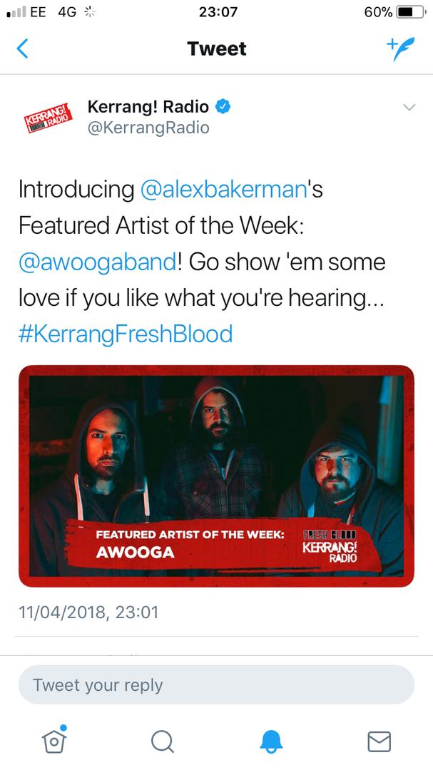 Alex Baker_Awooga Artist of the week_Ker