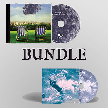 Thumpermonkey - Make Me Young, Etc + Electricity - CD Bundle