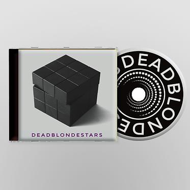 DEADBLONDESTARS (2020) - Jewelcase CD version