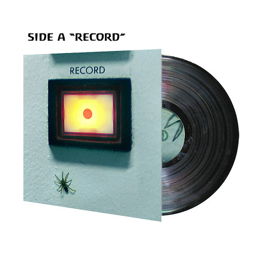 Record + Sunriders - Split 180g Black Vinyl