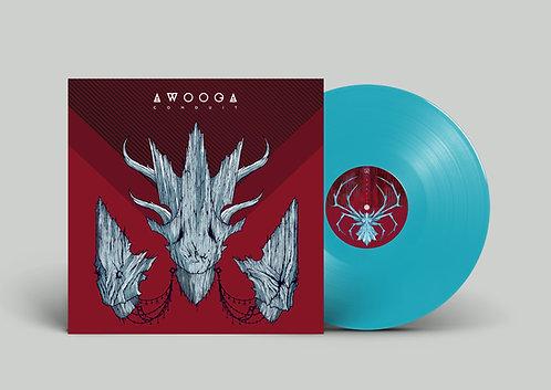 "Awooga ""Conduit"" - 180g Pearl Blue Vinyl"
