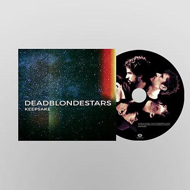 """DEADBLONDESTARS - """"Keepsake"""" - CD (wallet)"""