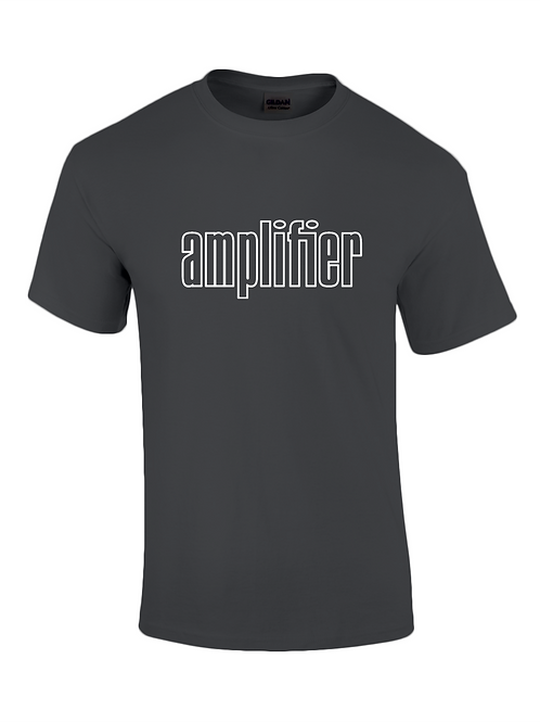 Amplifier Logo Tee