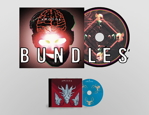 AWOOGA - Double CD Bundle
