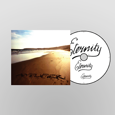 """Amplifier - """"Eternity"""" CD"""