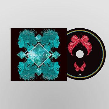 "Awooga - ""Alpha"" - CD (wallet)"