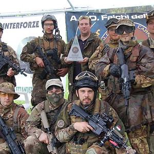 Semifinale torneo Apocalypse