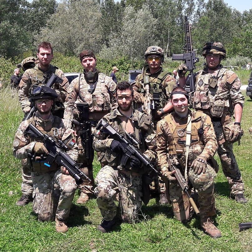 la squadra TVS