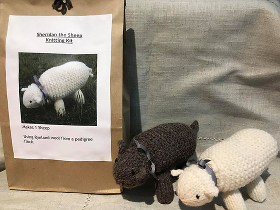 Knit Your Own Sheridan Sheep