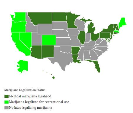 How Legal is Marijuana?