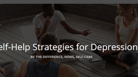 5 Self-Help Strategies for Depression