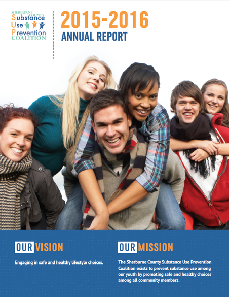 SUP Annual Report 2015-2016