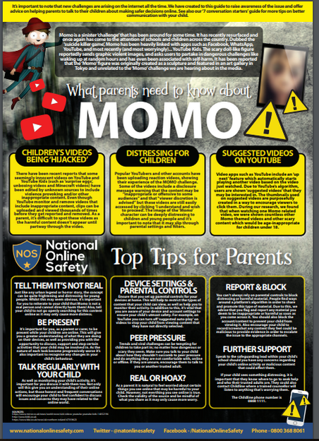 Online Safety Guide for Parents