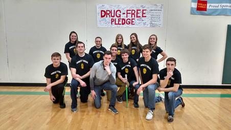 Sobriety Squad Pledge