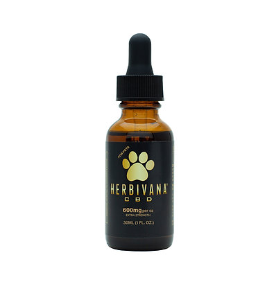 WS 600mg Pet CBD Hemp Oil