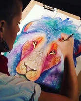Making the Cosmic Lion