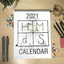 2021 HMdS Calendar